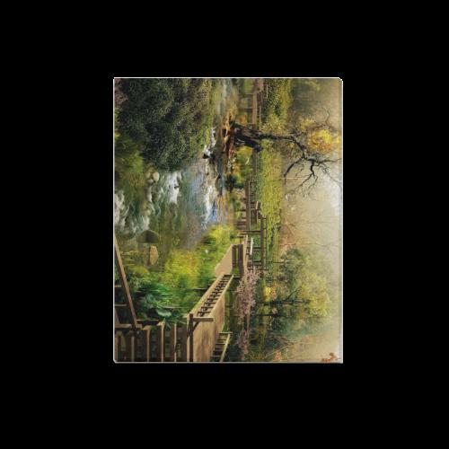 "Custom Canvas Print 20""x16"""