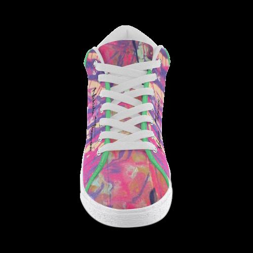 1004250 Men's Chukka Canvas Shoes (Model 003)