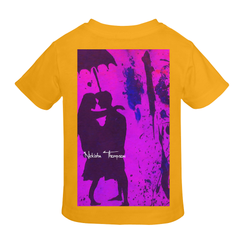 beautiful love Sunny Youth T-shirt (Model T04)