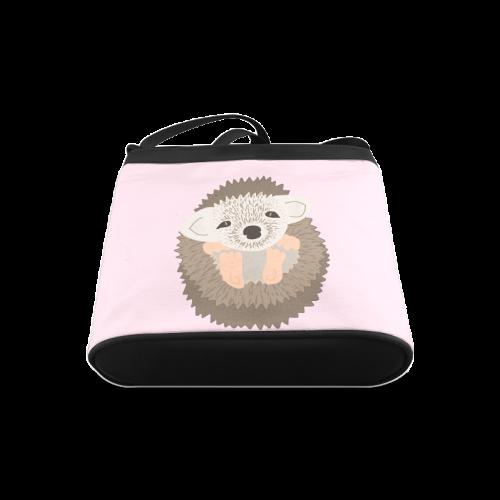 Baby Hedgehog Crossbody Bags (Model 1613)