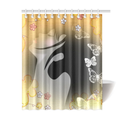Deco Maze Shower Curtain 60 Quot X72 Quot Id D49375