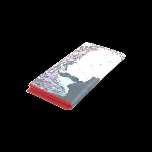 WIN_20150716_185224 Women's Leather Wallet (Model 1611)