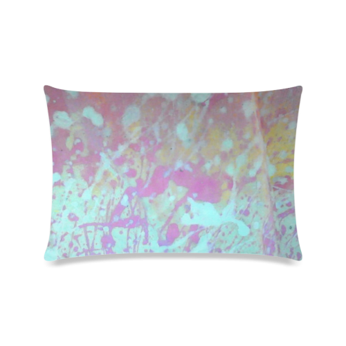 "Abstract SPLASH Custom Zippered Pillow Cases 16""x24""(Twin Sides)"