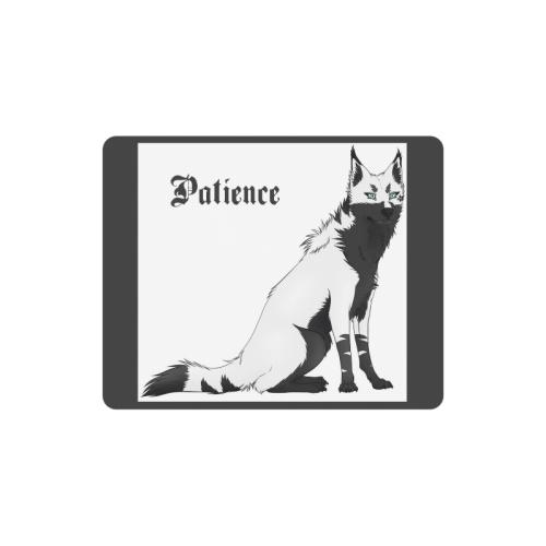 Patience Mouse Pad Rectangle Mousepad