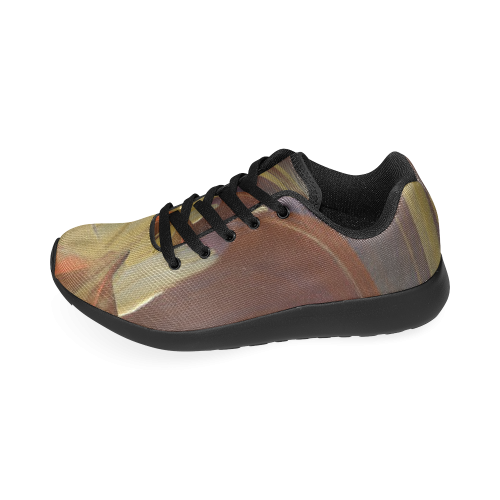 BOLD ABSTRACT Men's Running Shoes (Model 020)