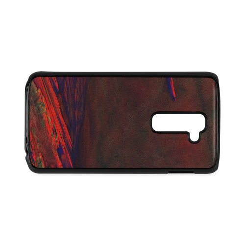 WOVEN CAVE SMOKE Hard Case for LG G2