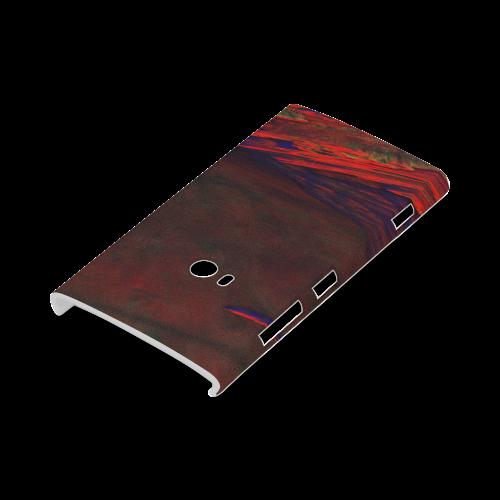 WOVEN CAVE SMOKE Hard Case for Nokia Lumia 920