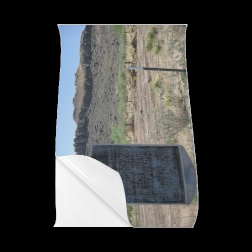 "BARRY SCOBEE MOUNTAIN TEXAS Poster 23""x36"""