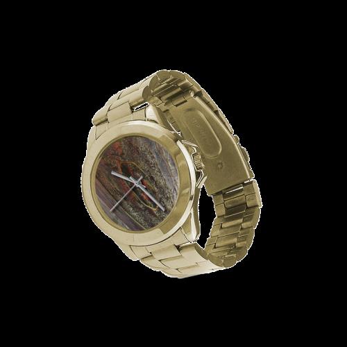 BEADS IN TWINE UPCLASS Custom Gilt Watch(Model 101)