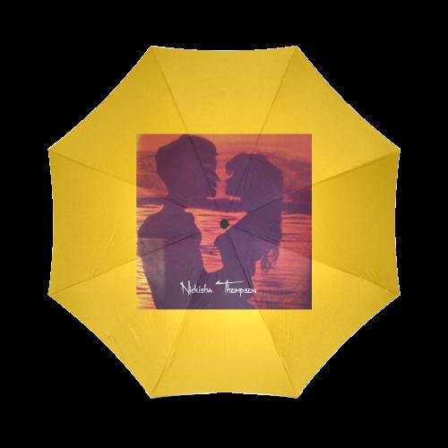 lovers beauty Foldable Umbrella