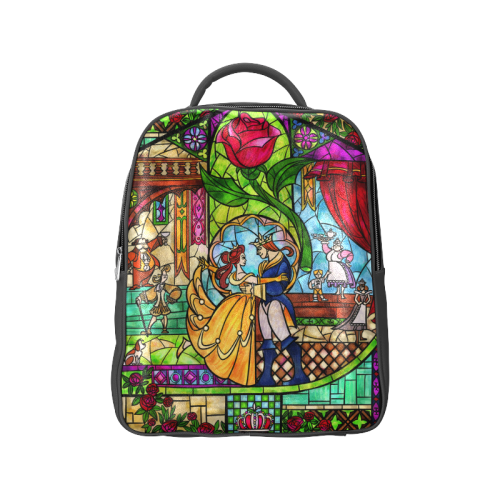 Tale as Old as Time Popular Backpack (Model 1622)