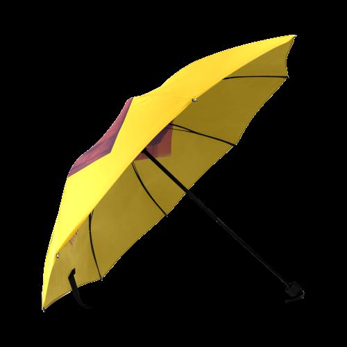 lovers beauty Foldable Umbrella (Model U01)