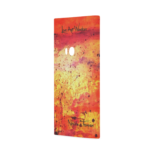 landscape Light Hard Case for Nokia Lumia 920
