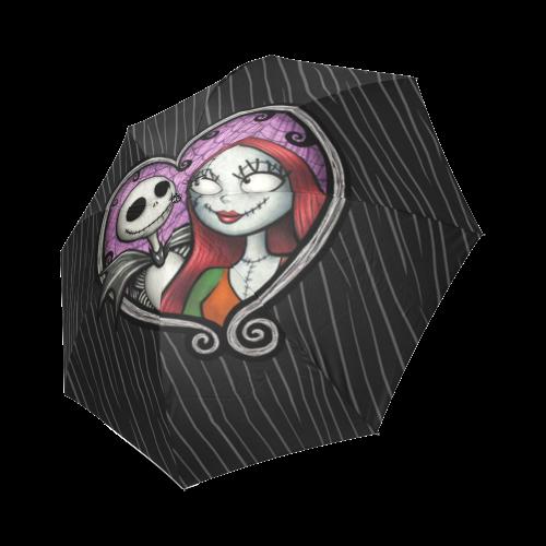 Nightmare Love Foldable Umbrella (Model U01)