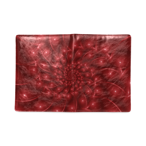 Red Glossy Spiral NoteBook B5 Custom NoteBook B5