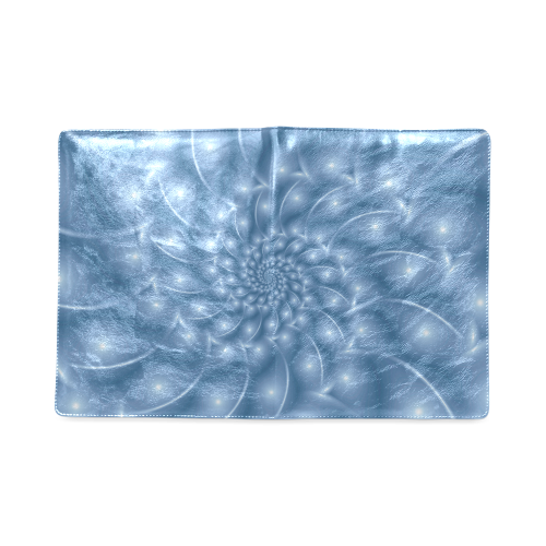 Pastel Blue Glossy Spiral NoteBook B5 Custom NoteBook B5