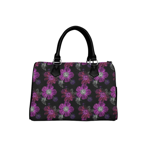 Adrienne Boston Handbag (Model 1621)