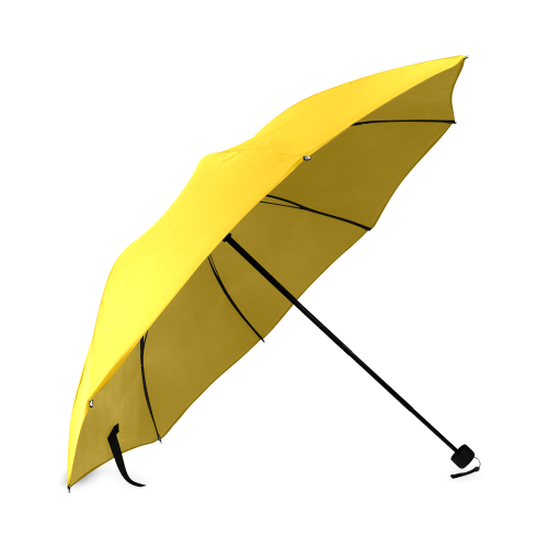 african woman Foldable Umbrella (Model U01)