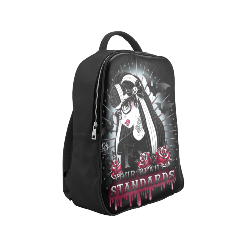 F your beauty standards BackPack Popular Backpack (Model 1622)