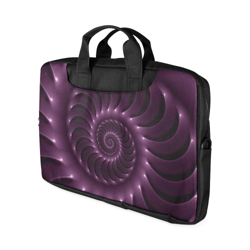 "Glossy Purple Spiral Macbook Air 15""(Twin sides)"