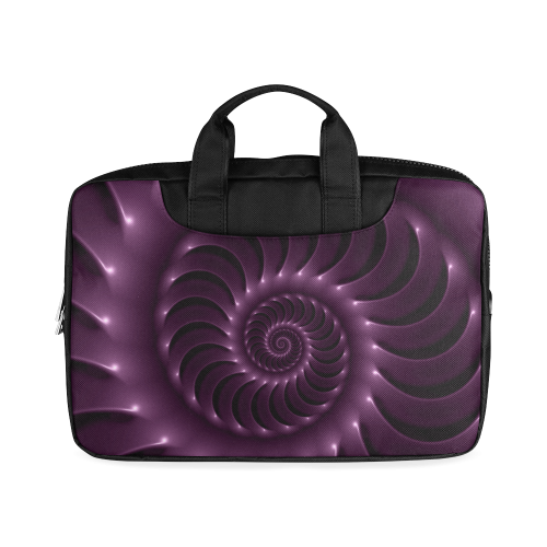 "Glossy Purple Spiral Macbook Air 15""(Twin sides)"