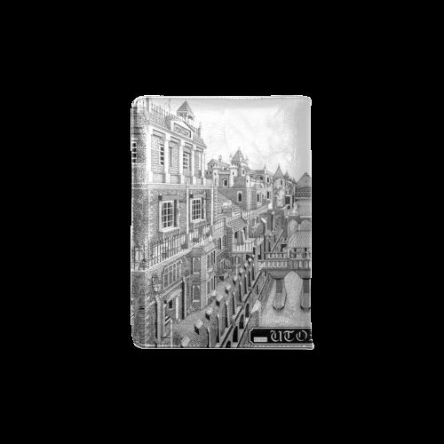 Utopia By Kelvin Coles Custom Notebook A5 Id D79093