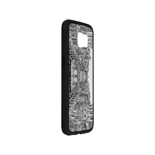UTOPIA by Kelvin Coles Rubber Case for Samsung Galaxy S6