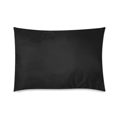 """Reality Sucks by Kelvin Coles Custom Zippered Pillow Case 20""""x30"""" (one side)"""