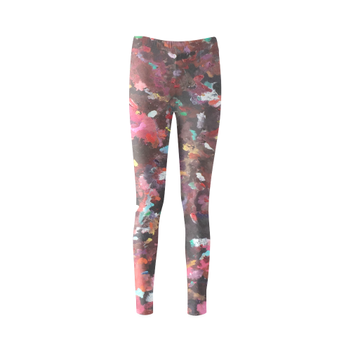 legins mancha Cassandra Women's Leggings (Model L01)