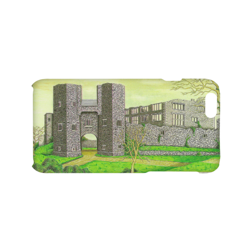 Berry Pomeroy Castle by Kelvin Coles Hard Case for iPhone 6/6s