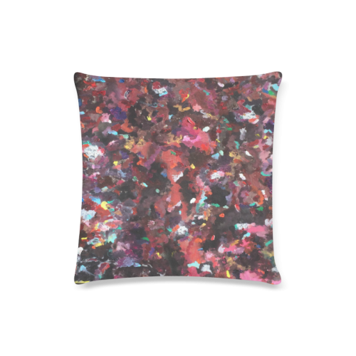 "Spot Custom Zippered Pillow Case 16""x16""(Twin Sides)"