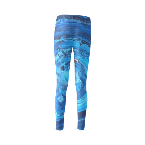 Wave leguins Cassandra Women's Leggings (Model L01)