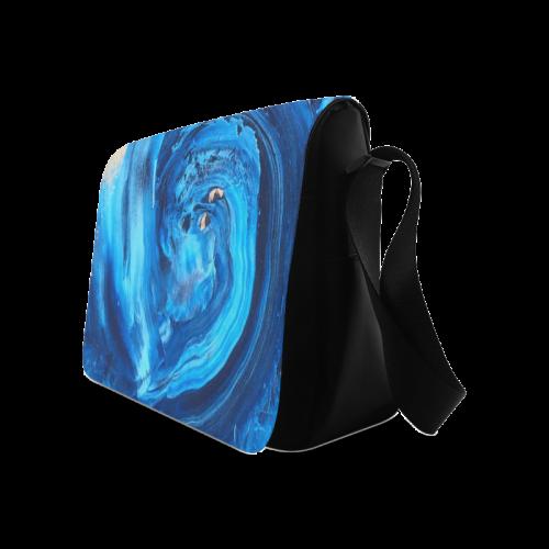 wave-bag Messenger Bag (Model 1628)