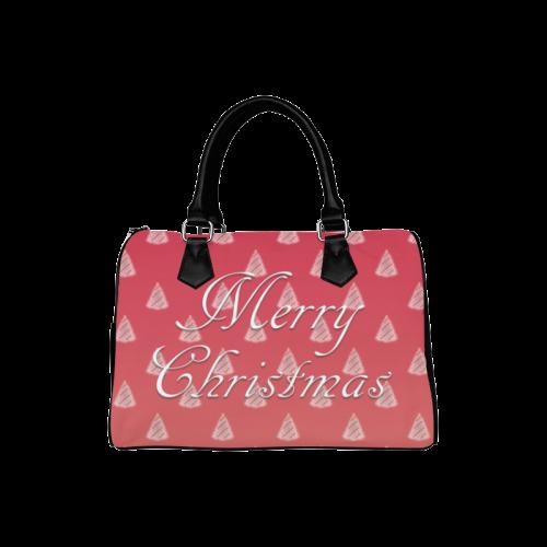 O Christmas Tree Boston Handbag (Model 1621)