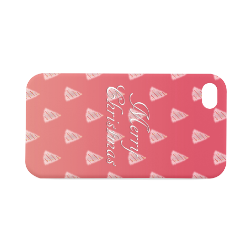 O Christmas Tree Hard Case for iPhone 4/4s