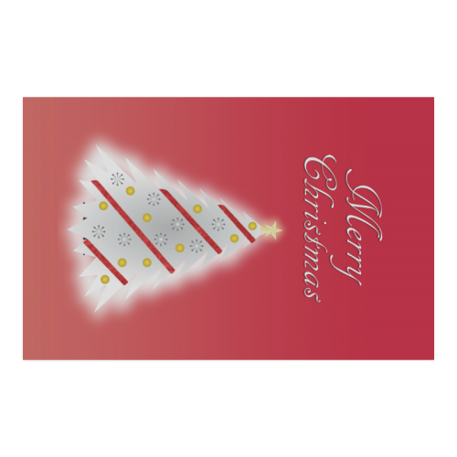 O Christmas Tree Poster 23*36