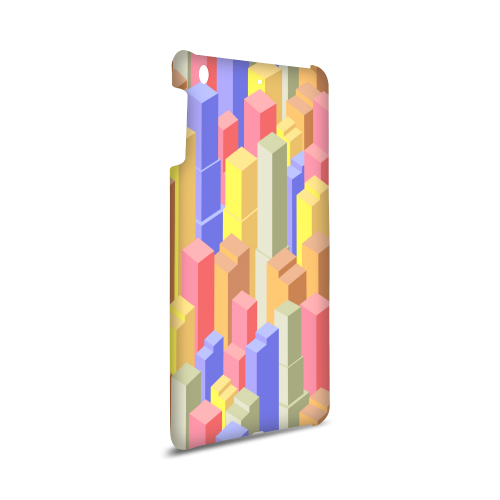 1548patt Hard Case for iPad mini 2