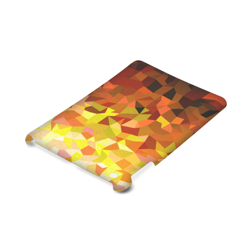 Abstract colorful gold Hard Case for iPad mini 2