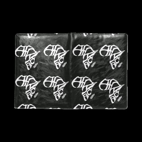 Custom Notebook AFRICA-logo_CAM237design Custom NoteBook B5