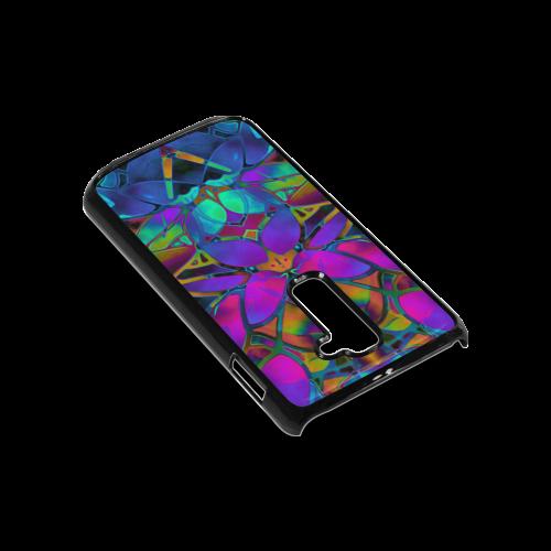 Floral Fractal Art G308 Hard Case for LG G2
