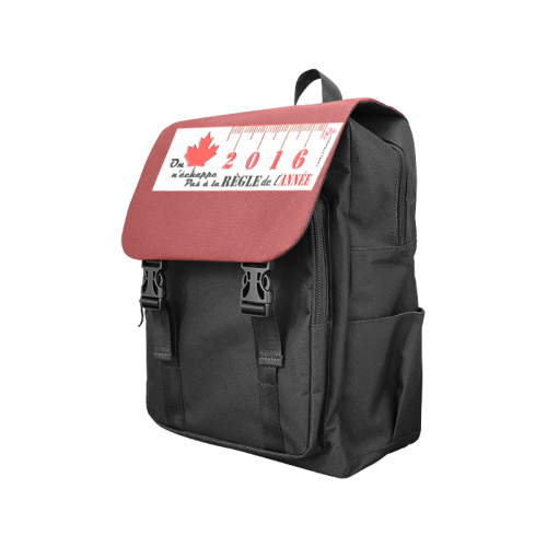 2016 Custom Canada casual shoulder Backpack_CAM237Design Casual Shoulders Backpack (Model 1623)
