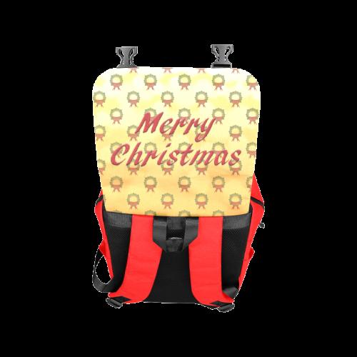 Fa La La La La Casual Shoulders Backpack (Model 1623)