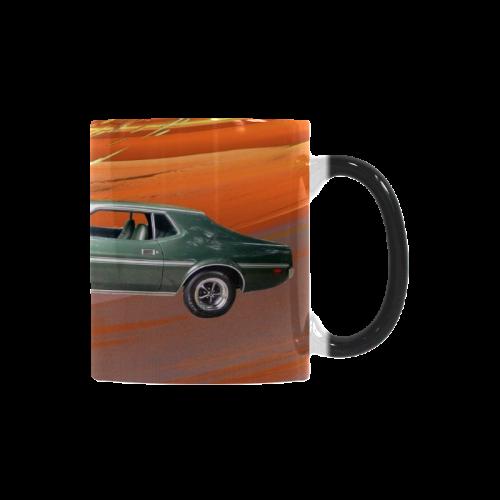 MUSTANG GRANDE 71 ART Custom Morphing Mug