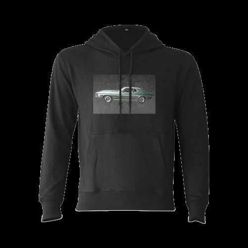 MUSTANG GRANDE 71 PAISLEY Oceanus Hoodie Sweatshirt (Model H03)