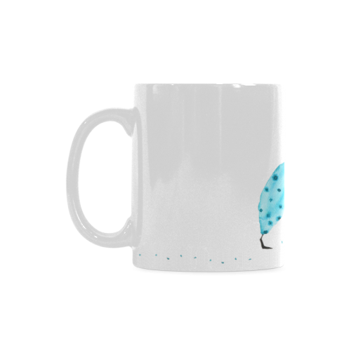 Petal White Mug(11OZ)