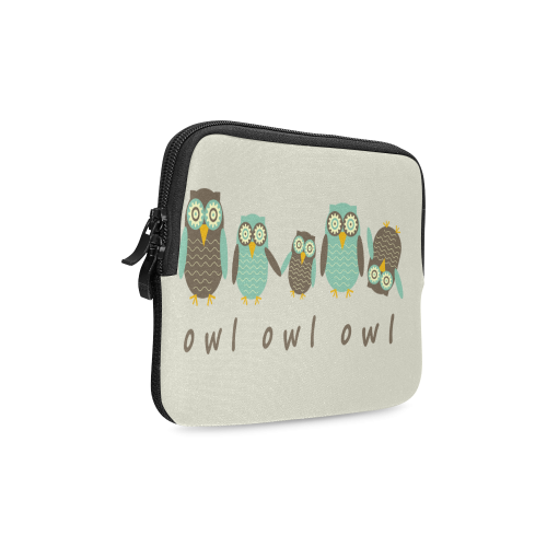 Energetic Owls iPad mini