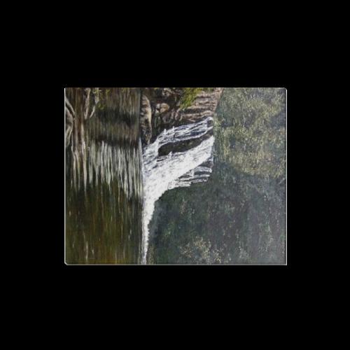 "ABRAMS-FALLS CANVAS PRINT Canvas Print 16""x20"""