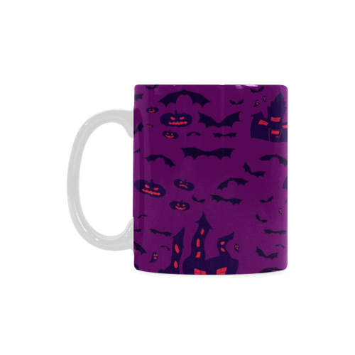 Haunted House 2 White Mug(11OZ)
