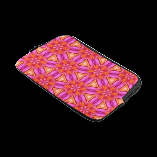 Pink and Orange Floral Pattern iPad mini