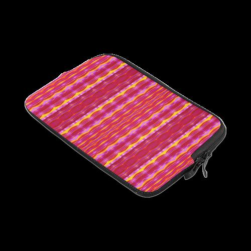 Abstract Chevron Textile Print iPad mini